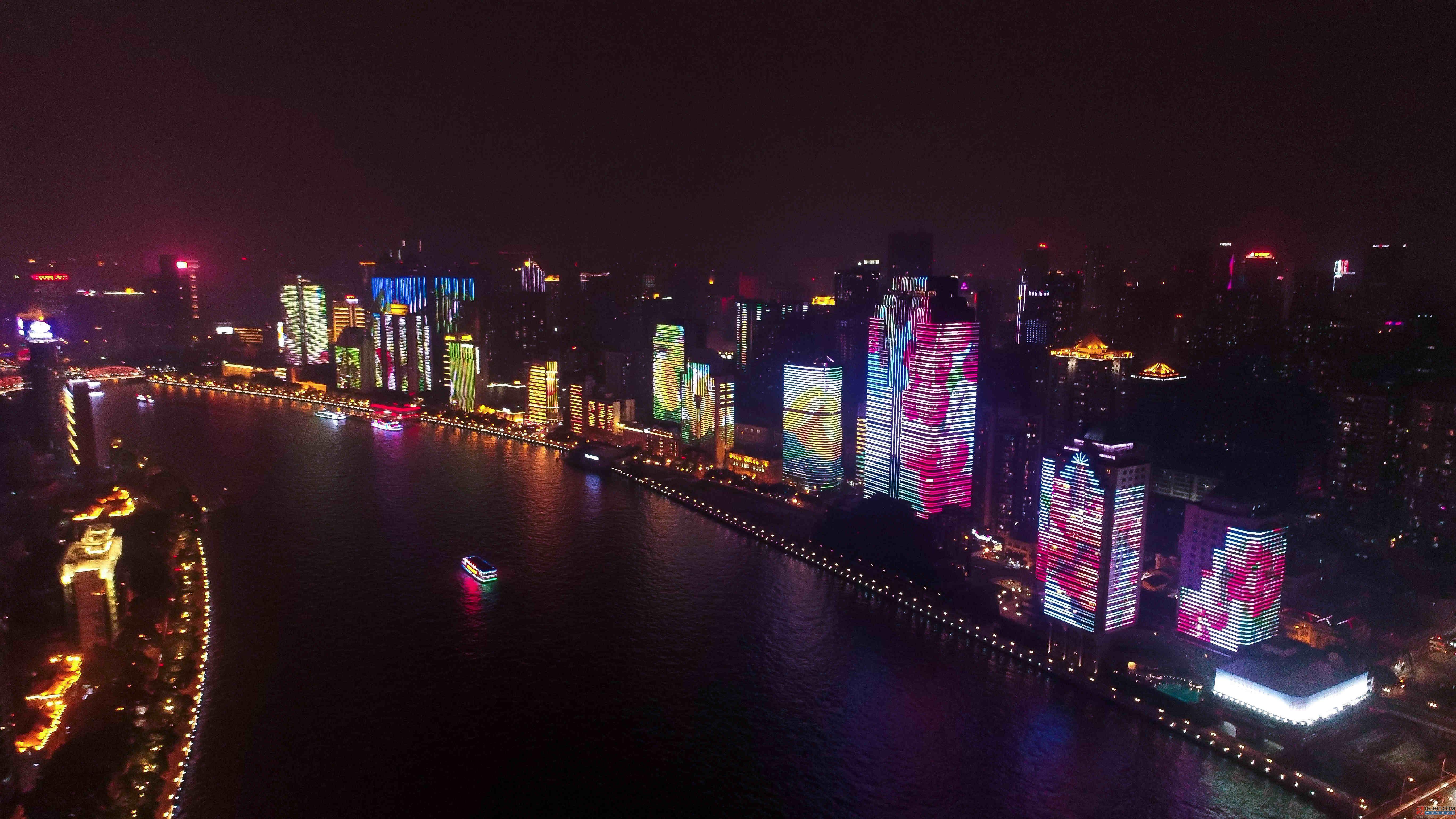飞利浦Color Kinetics助力广州珠江两岸核心区域亮化