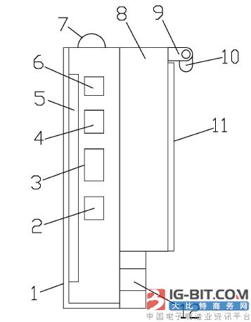 【仪表专利】一种基于图像检测的智能型电表