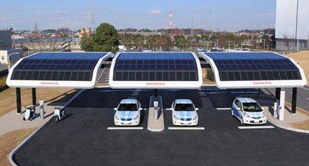 充电站智能泊车一体化系统让新能源汽车充电无忧