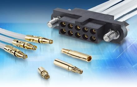 Harwin公司针对2mm间距连接器的母端电源触点连接器