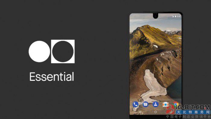 传安卓之父的Essential准备出售 已取消新手机的研发