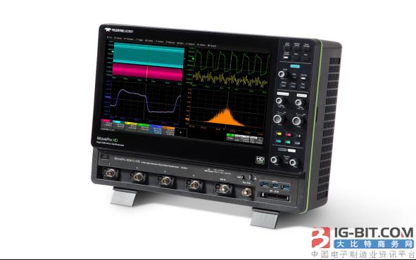 TeledyneLecroy WavePro HD高精度示波器 捕获一切细节