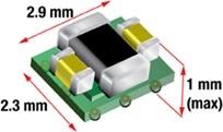 MicroSiP器件组成的最小电源解决方案