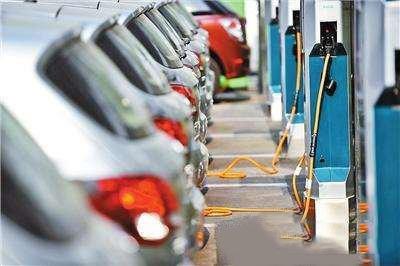 新能源汽车充电桩市场成为争夺聚焦点