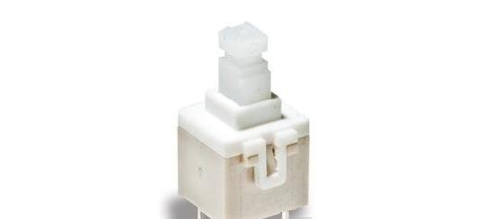 C&K Components推出采用瞬时或自锁驱动配置的中功率开关系列