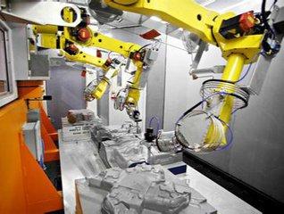 美、德、日等主要工业国竞逐机器智能领域