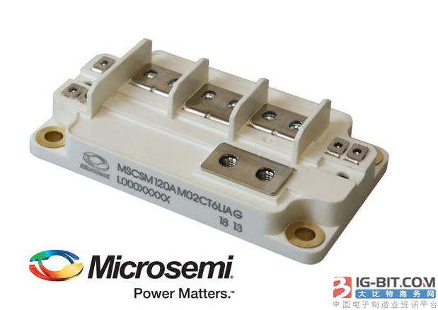 美高森美推出专门用于SiC MOSFET技术的极低电感SP6LI封装