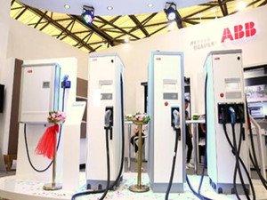 ABB发布电动汽车充电设备 15分钟可为电动汽车充电30%-80%
