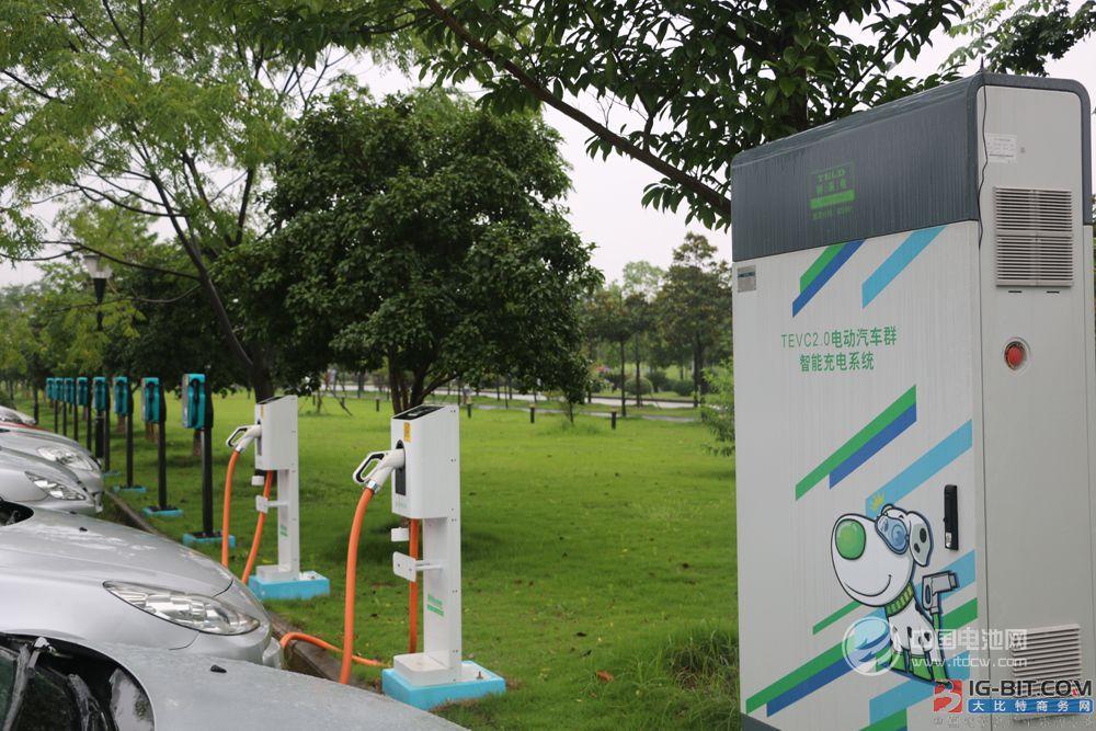 特锐德布局充电网生态产业 投建充电桩超过19万个