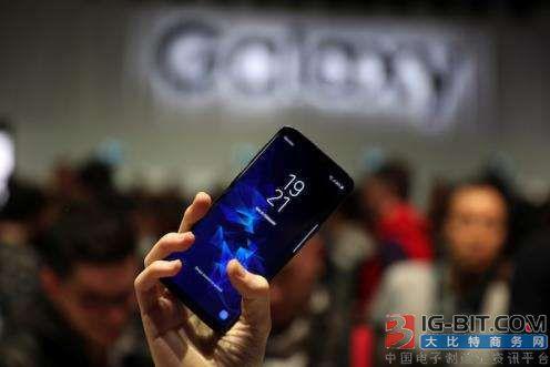 三星证实:新款智能手机Galaxy S10实现屏下指纹解锁功能