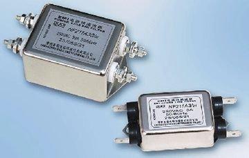 EMC滤波器: 紧凑型高性能3线EMC滤波器