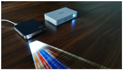 VEZ-K6智能投影仪偏轴更易用