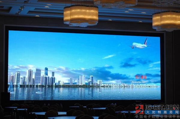 中国LED显示行业趋势 应用范围不断扩大