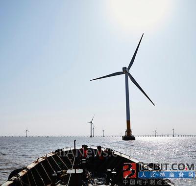 风力涡轮机正在走向数字化