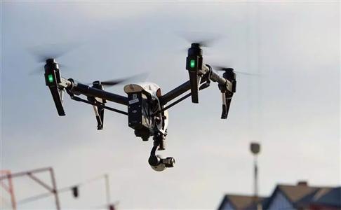 中国是无人机领域的统治性存在 大疆把握住全球市场72%的份额