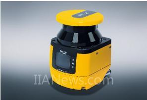 皮尔磁安全激光扫描仪:更高效的二维区域监控