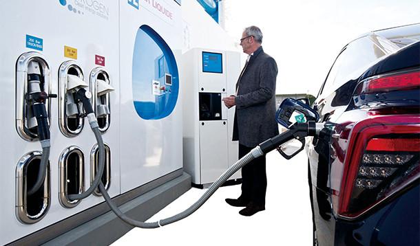 各路争抢氢能源产业链 仍面临技术与成本难题