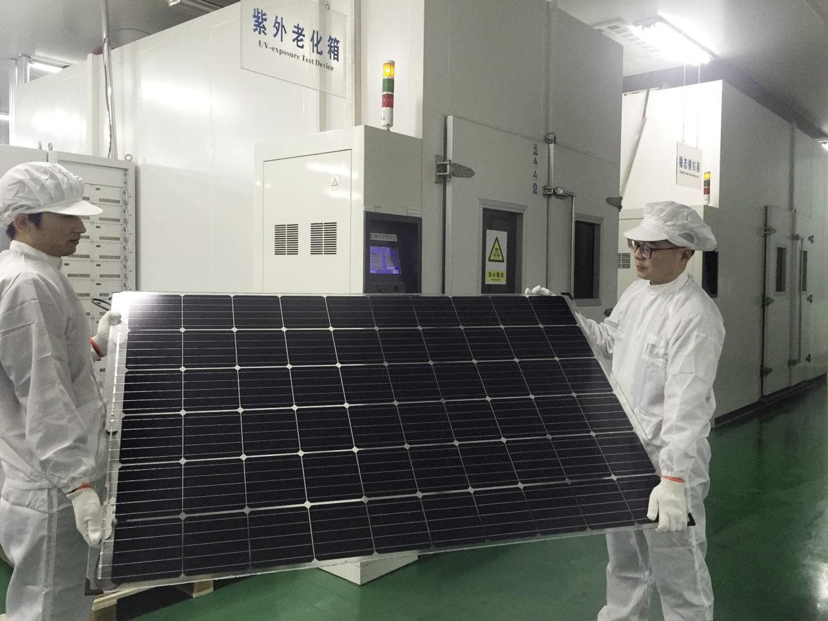 光伏新政或致中国太阳能组件价格下降34%