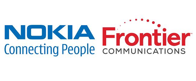 联手诺基亚:Frontier将为美国客户提供10Gbps网络接入