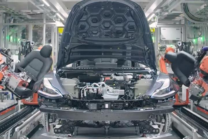 特斯拉将在上海建造海外首座工厂