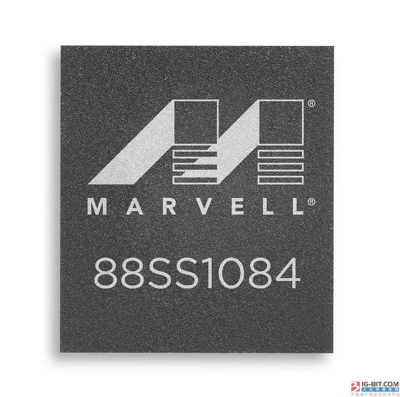 Marvell针对新兴的96层NAND SSD推出全新消费类NVMe SSD控制器系列