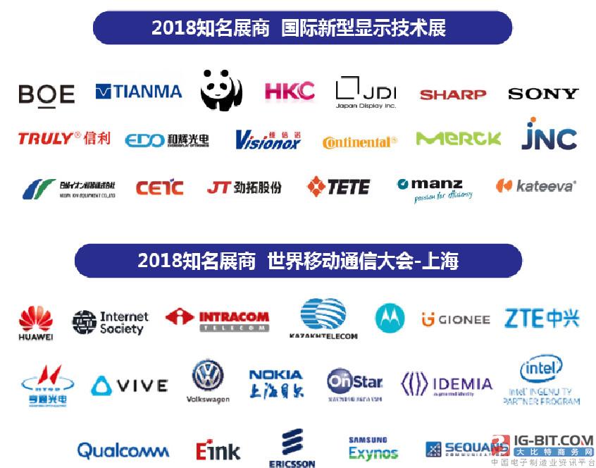 DISPLAY CHINA 2018联手MWCS共同打造显示科技盛宴
