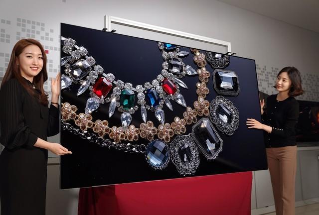 中国大尺寸OLED面板量产难