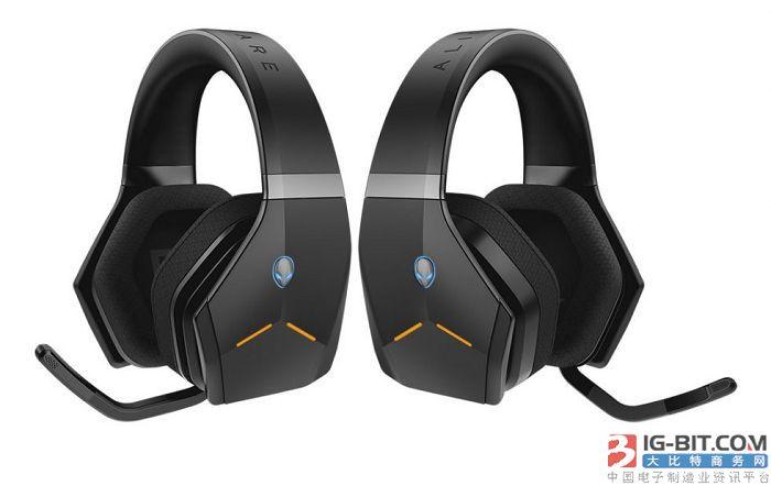 戴尔为Alienware推出首款无线耳机和Elite无线鼠标