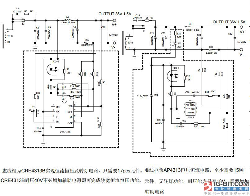 高集成恒流转灯控制芯片,更好充电器解决方案