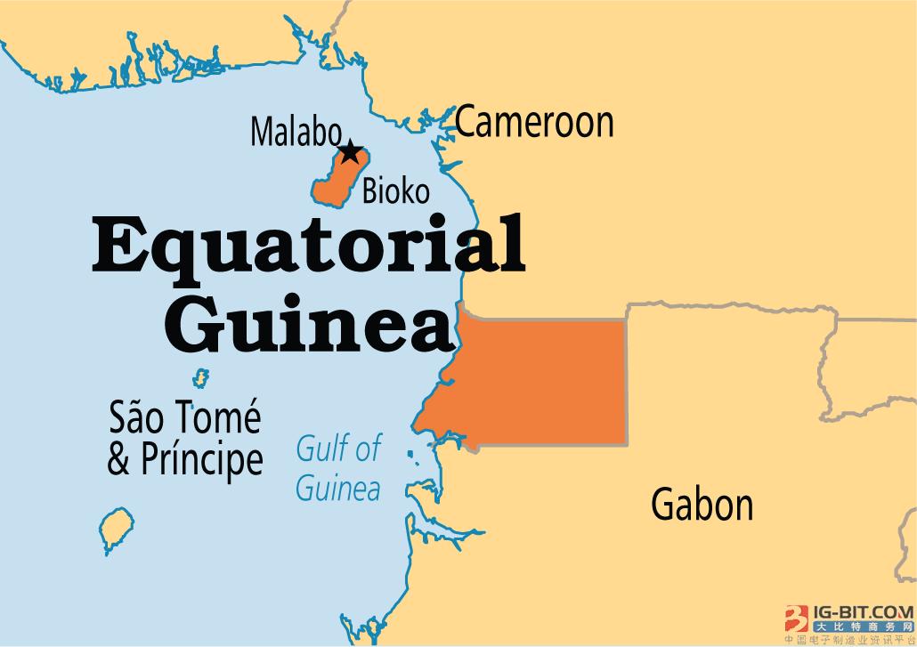 赤道几内亚Ceiba-2海底光缆系统正式投产
