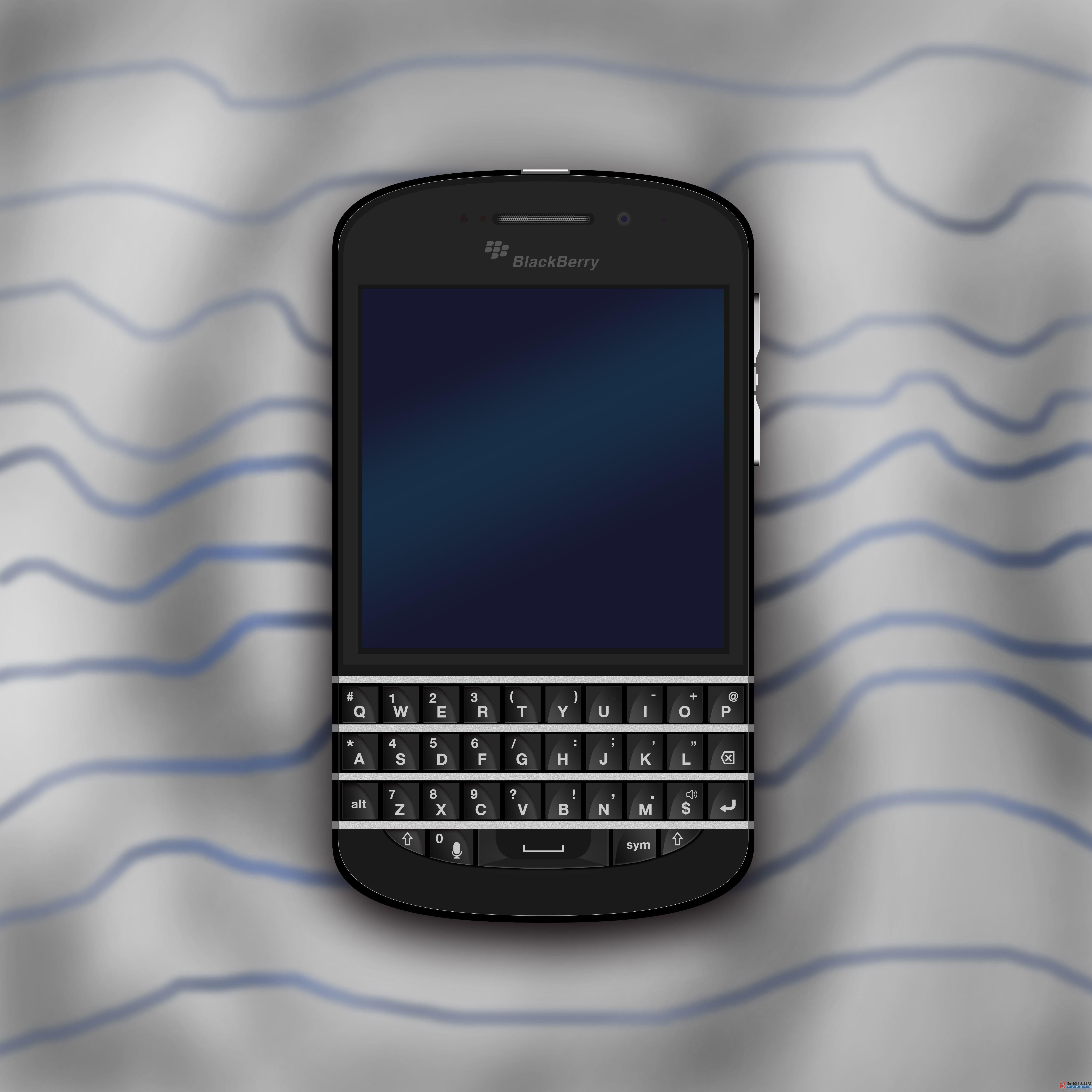 黑莓手机:未来几年将占据3%-5%高端市场份额