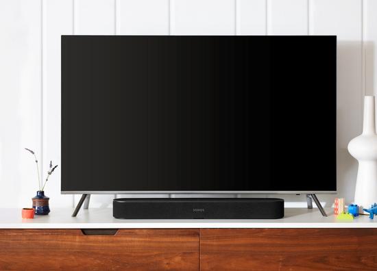 Sonos推出Beam智能音响 可实现智能语音交互