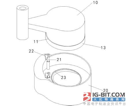 【仪表专利】基于NB-IOT的齿轮定位无线智能远传防盗水表