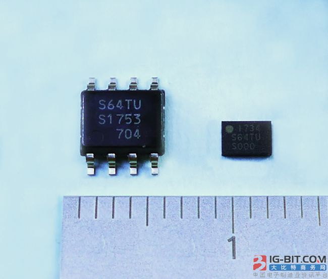 富士通推出-55℃操作运行的64-Kbit FRAM