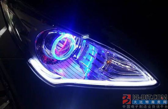 一LED车灯厂顺利攻下三立车灯,并宣布启动扩产计划