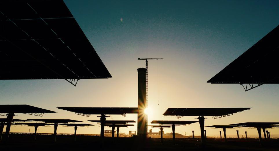 全球最大太阳能银河娱乐在线官方网址与聚光太阳能发电厂10月将于摩洛哥完工