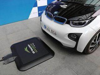 新能源汽车无线充电技术受追捧 优势显现前景广阔