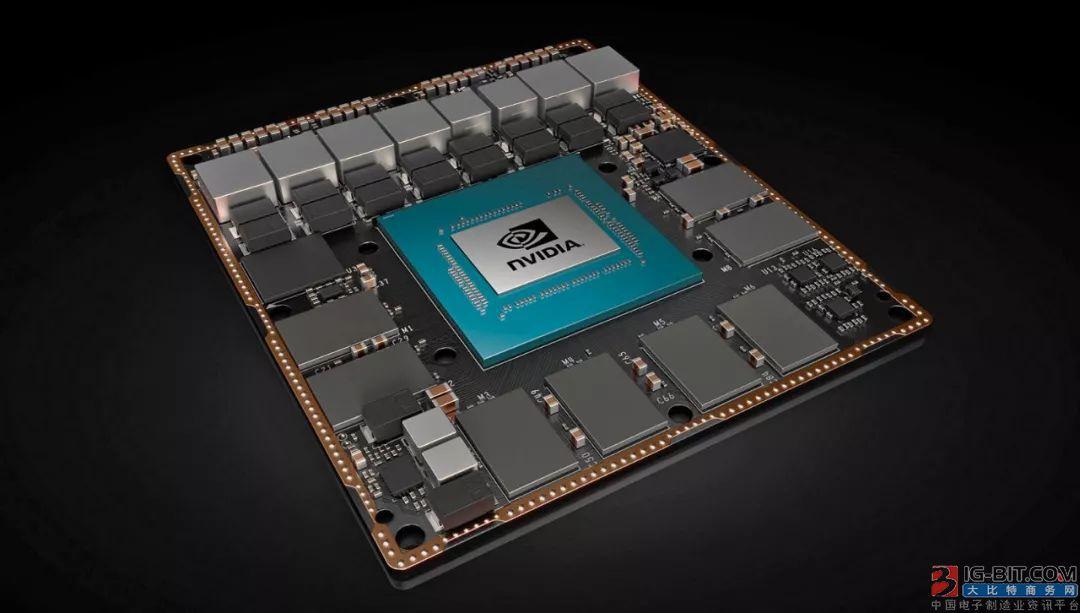 NVIDIA全新的JetsonXavier单芯片系统可以为智能机器人供电