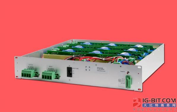 Powerbox的S-CAP BOOST 技术为工业和医疗应用提供安全峰值功率