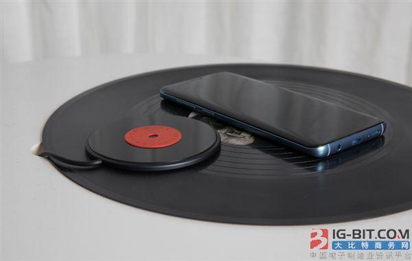 南孚发布79元黑胶唱片无线充
