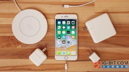 新iPhone或支持超快充电 但只赶上安卓3年前的水平