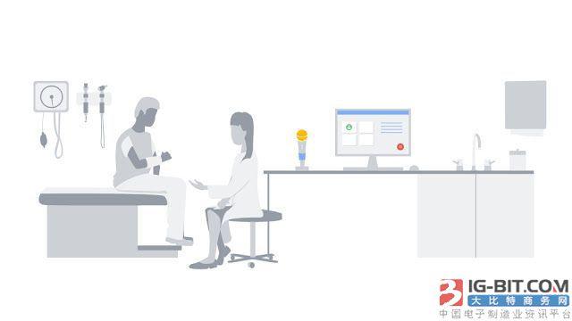 谷歌新项目利用音频和触控技术来提升就医体验