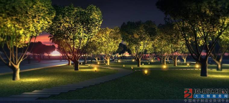 推进LED景观艺术灯项目 名家汇签四方监管协议