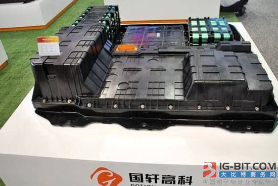 国轩高科:三元622电池正式批量供货
