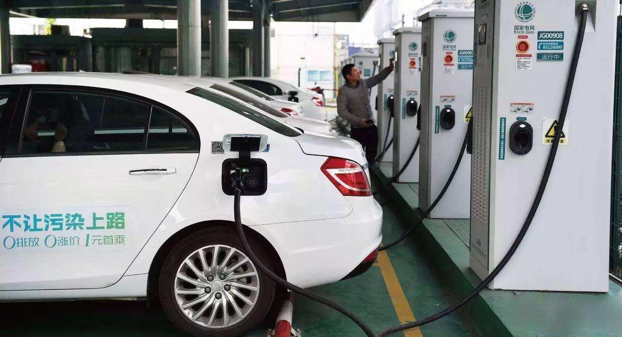 中日拟协商统一电动汽车充电器标准