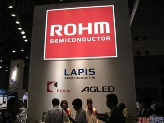 罗姆推出新款PMIC 满足处理器电源管理需求