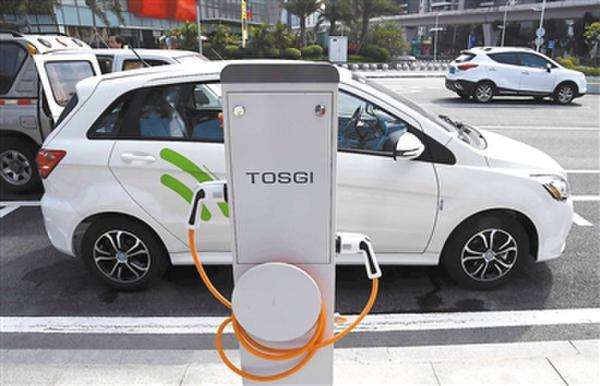 新建公共停车位100%配充电桩或预留安装条件