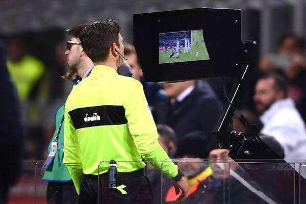 安防世界杯及受争议VAR技术