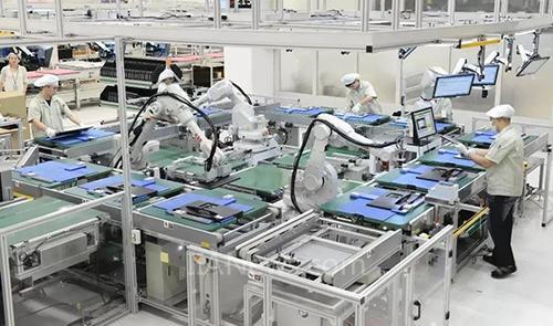 ABB机器人助佳世达打造优质3C装配测试产线