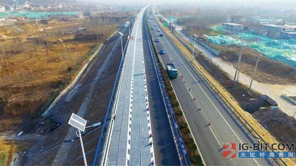 中国在太阳能公路领域的发展将超越美国